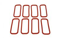 GM LS Cathedral Port Intake Manifold Seal / O-ring Gasket Set - LS1