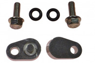TLG GM LS Coolant / Steam Port Block Off Plate Set