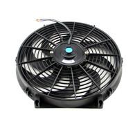 "TLG Reversable 'S' Blade Radiator Electric Thermo Fan - 14"" 12V - 1585cfm"