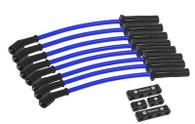 PROFLOW Ignition Lead Set suit LS1/2/3/6 10mm - Blue