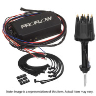 PROFLOW Ford Cleveland 302-351 Distributor, Ignition Box & Lead Kit