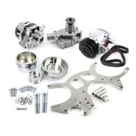 TLG Ford 302-351 Cleveland Billet Serpentine Pulley Kit - Complete