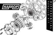 HARROP Differential Rebuild Kit - Toyota Hilux