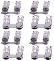 TLG Retro-Fit Hydraulic Tie-Bar Roller Lifter Set - SBC 283/307/327/350ci