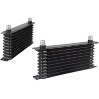 PROFLOW 10 Row Oil Cooler 340mm x 135mm x 50mm AN10