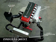 PROCESS WEST Ford BA / BF Performance Package - Stage 2.5