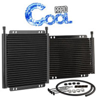 """Standard Plate and Fin Transmission Cooler 11"""" x 7.5"""""""
