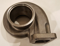 TLG External Wastegate Rear Housing suit GT/X3071 and 3076 - .82 AR