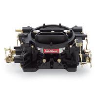 EDELBROCK 750CFM Performer Series Carburetor Manual Choke BLACK