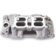 EDELBROCK Chevrolet Big Block Performer RPM Air Gap Aluminum Intake Manifold