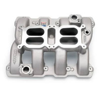 EDELBROCK Chrysler 5.7L Hemi Performer RPM Air-Gap Dual 4-barrel Square Bore Intake Manifold