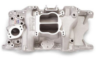 EDELBROCK Chrysler Small-Block Performer Series 318/360 Satin Manifold