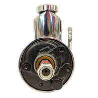 PROFLOW  Power Steering Pump suit Holden/Chevrolet V8 - CHROME
