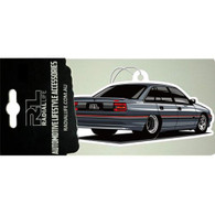 RADIAL LIFE VN Commodore SS Car Air Freshener - Apple Scented