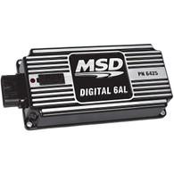 MSD Digital 6AL Ignition Control - BLACK