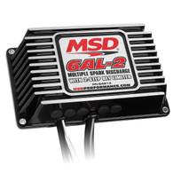MSD Digital 6AL-2 Ignition Control - BLACK