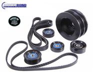 POWERBOND VT-VZ LS1/LS2 25% Underdrive Balancer Pulley Kit