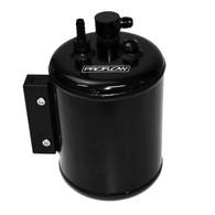 PROFLOW Aluminium Vacuum Reservoir Tank - Black