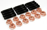 TLG Ford EA/EB/ED/EF/EL/AU/BA/BF/FG/FGX Falcon 6-Cyl Exhaust Manifold Stud and Nut KIT