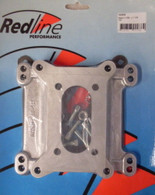 REDLINE Universal Carb Adaptor Plate - Holley/Quickfuel 4BBL to 2BBL or 2BBL to 4BBL