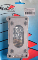 REDLINE Universal Carb Adaptor Plate - Holley/Weber to 18R Toyota Corolla/Celica/Hilux ect