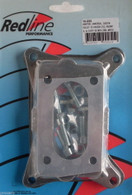 REDLINE Universal Carb Adaptor Plate - Holden/Ford/Chrysler 2BBL to 2BBL Holley/Quickfuel