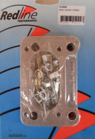 REDLINE Universal Carb Adaptor Plate - Holley/Weber to 22R Toyota