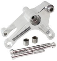 AEROFLOW LS Series Billet Alternator Bracket - POLISHED