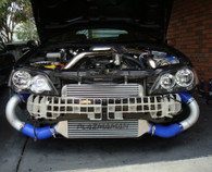 PLAZMAMAN XR8 Supercharged 1800HP Intercooler