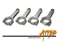 ATTKD Autech Forged Connecting Rod Set - Mitsubishi 4G63 H-Beam