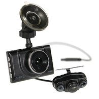 GATOR Full HD 1080P Dash cam with rear view camera
