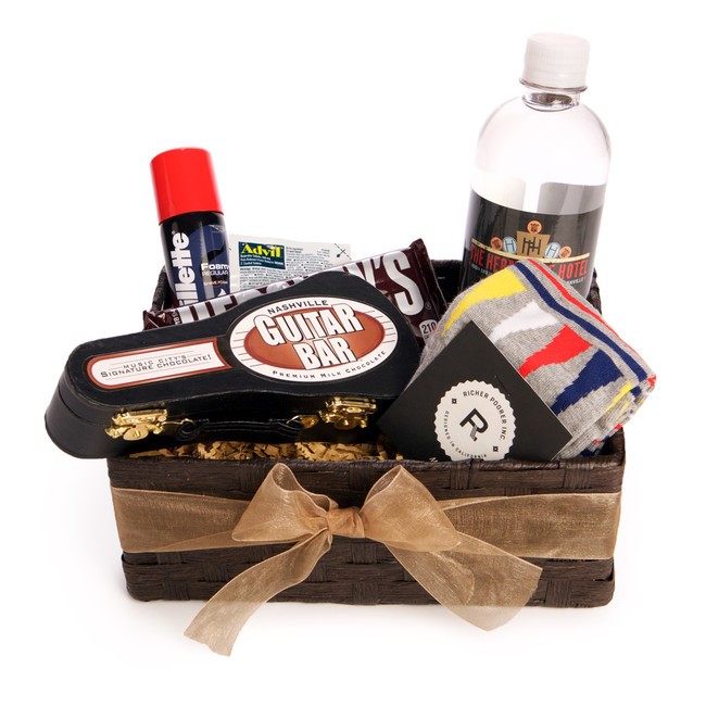Groomsmen Must-Have Gift Basket
