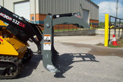 """48"""" Grapple Rake Fits Toro Dingo,Ditch Witch,Vermeer,Boxer,Mini Track Loaders"""