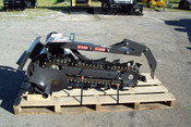 "Vermeer SK Mini Loader 30"" Trencher by Bradco,Digs 30"" x 6"",Brand New,Free Ship"