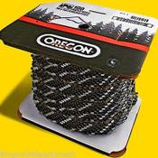 Oregon 73LGX 100 Ft Roll Full Chisel Chain,058Gauge,Fits Husqvarna,Dolmar