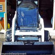 Bobcat Front Door,Vinyl Door Only,Fits G Series 751,753,763,773,863,873 DoorOnly