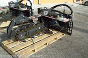 "Skid Steer Trencher,36""Depth,6"" Dig Width,Fits Fits Thomas, Takeuchi,Volvo,JCB"