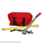 Arborist Combo w/6' Strap,Large Gear Bag,Core Tree Strap,Long Haul Rope Puller