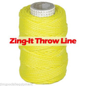 Zing-It Throw Line by Samson 2.2 mm x 180',Samthane Coating 580 lb. Strength