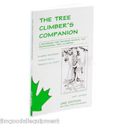 Tree Climbers Companion Handbook,Cover Tree Climbing Techniques, English Version