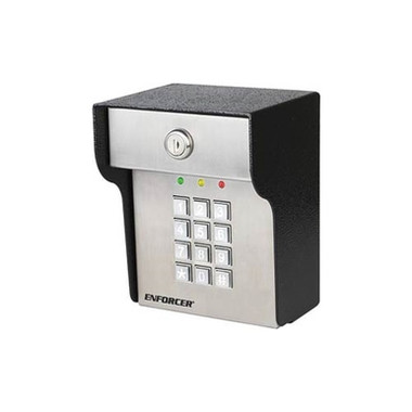 seco larm sk 3523 sdq heavy duty outdoor stand alone keypad. Black Bedroom Furniture Sets. Home Design Ideas