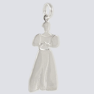 Mother Charm - Nutcracker Dance Jewelry Silver