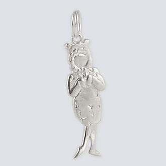 Lamb Charm - Nutcracker Dance Jewelry Silver