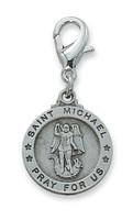 (CL700MK) ST. MICHAEL CLIPABLE CHARM
