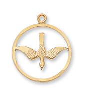 """(J369) G/SS HOLY SPIRIT 18 CH&BX"""""""