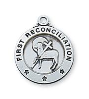 (L700RCX) SS RECONCILIATION MEDAL