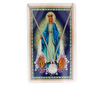 (PSD1821MI) MIRACULOUS PRAYER CARD SET