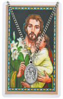 (PSD550JS) ST JOSEPH PRAYER CARD SET