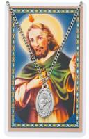 (PSD550JU) ST JUDE PRAYER CARD SET