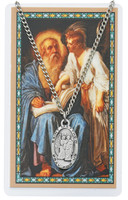 (PSD550MW) ST MATTHEW PRAYER CARD SET
